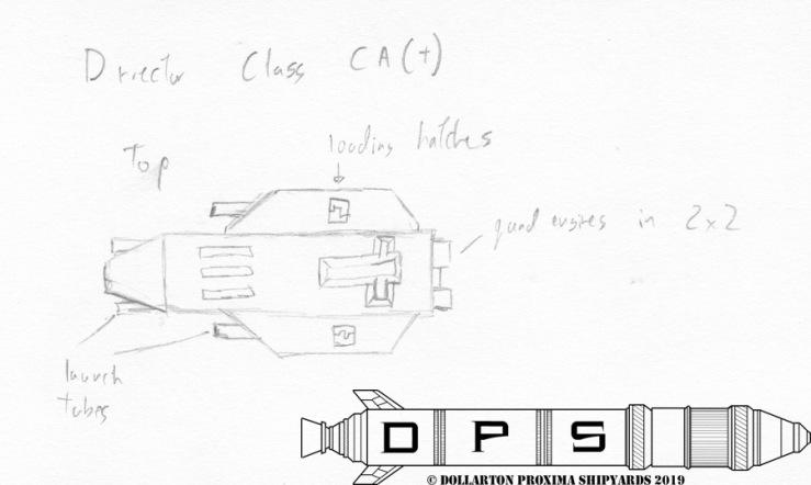 deWulf Director Class Cruiser 1