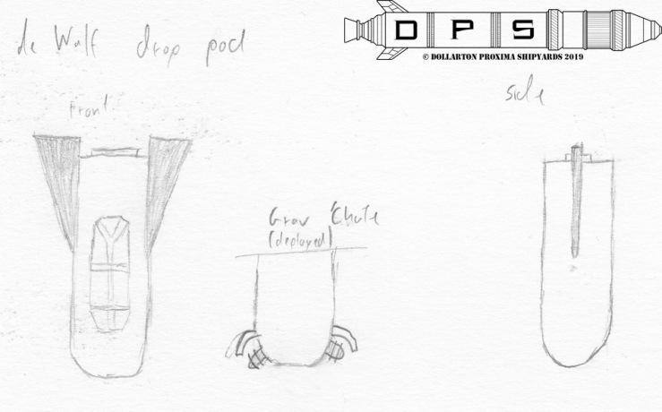 deWulf Drop Pod
