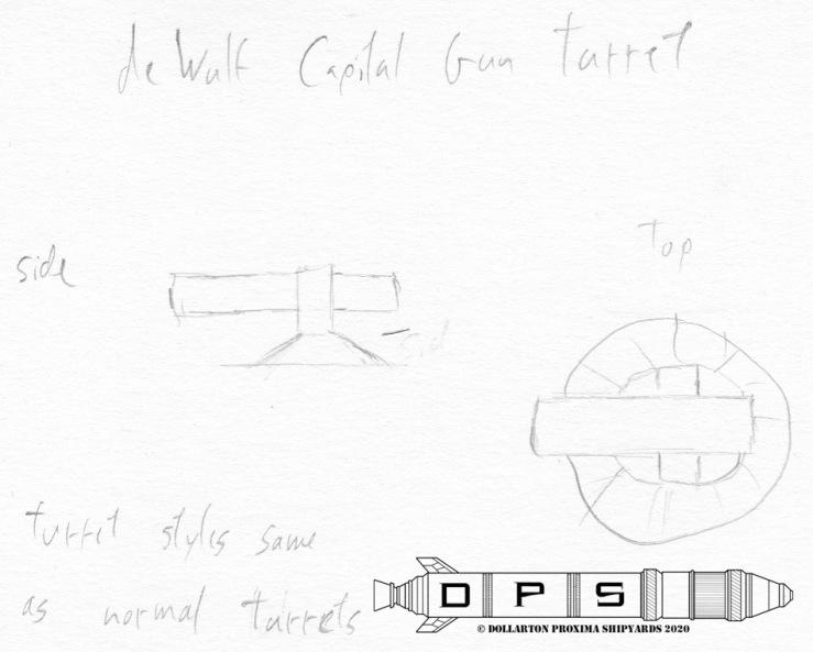 deWulf Capital Gun Turret