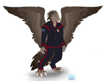 Elysian Officer