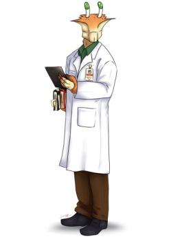 Krak Scientist
